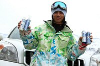 サポート プロスノーボーダー石川敦士選手 /エターナルeternal