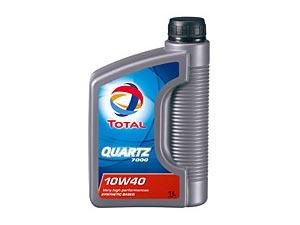 トタル TOTALオイル クオーツ7000 10w40 1L (エンジンオイル)